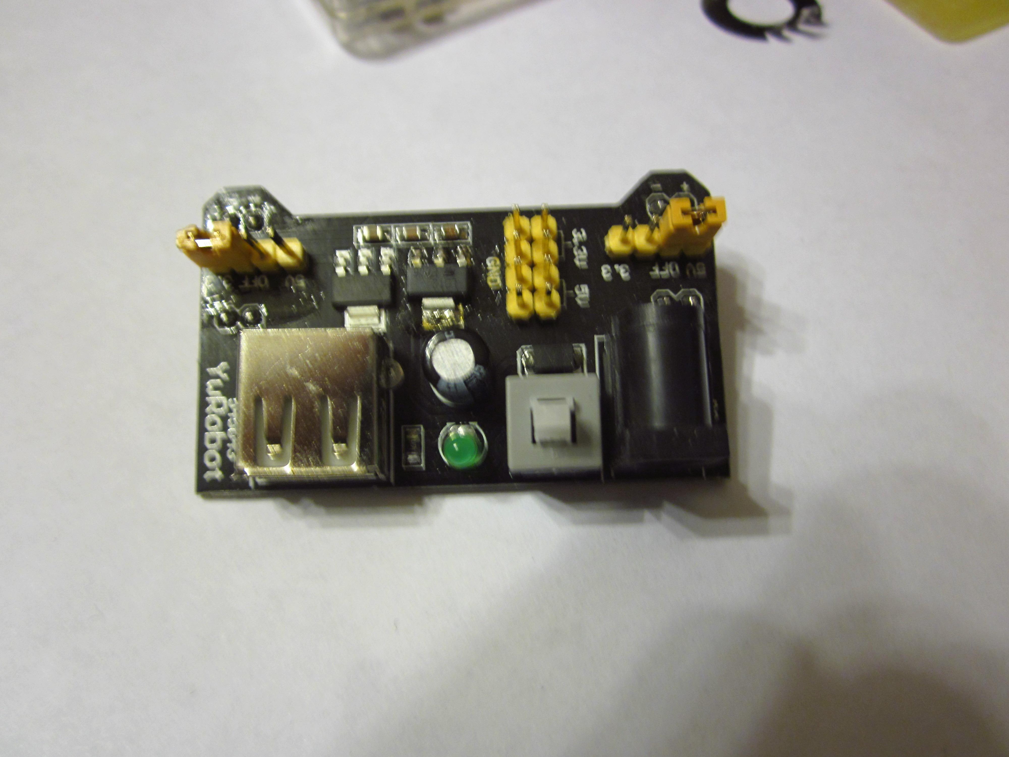 Стабилизатор напряжения на микросхеме l7805